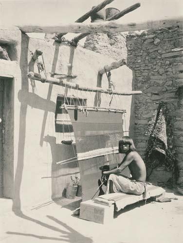 "2033016: VROMAN, ADAM CLARK (1956-1916) ""Hopi towns, bl"