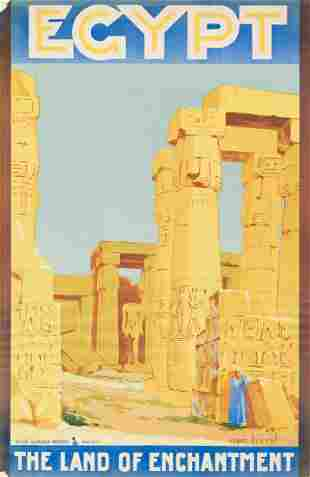 Roger Bréval (Dates Unknown). EGYPT / THE LAND OF
