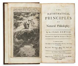 Newton, Sir Isaac (1642-1727) The Mathematical