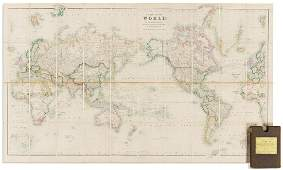 ARROWSMITH JOHN and EDWARD STANFORD A Chart of the