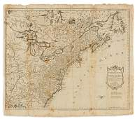 KITCHIN, THOMAS. Map of the United States in North