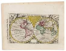 MORDEN, ROBERT. A New Map of ye World.