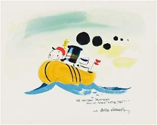 HARDIE GRAMATKY (1907-1979) Little Toot. [CHILDRENS