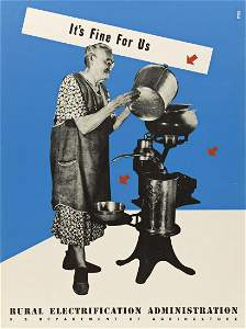 LESTER BEALL (1903-1969) It's Fine For Us / Rural