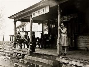 ARTHUR ROTHSTEIN (1915-1985) Post office, Nethers,