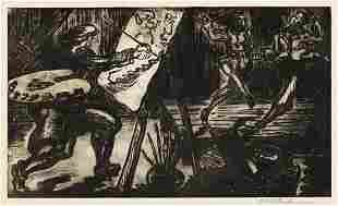 CLAUDE CLARK (1915 - 2001) Scribe of Jive (Jivin'
