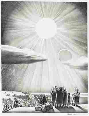 ROCKWELL KENT Solar Fade-Out.