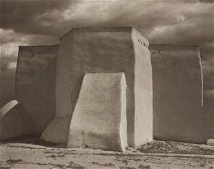 (PAUL STRAND) (1890-1976)/RICHARD BENSON (1943-2017)