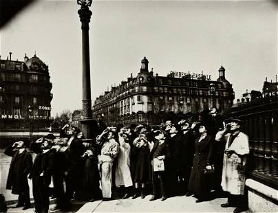 (EUGÈNE ATGET) (1857-1927)/BERENICE ABBOTT