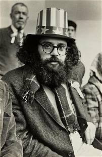 FRED W. MCDARRAH (1926-2007) Allen Ginsberg (Central