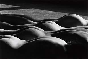 LUCIEN CLERGUE (1934-2014) A Portfolio of Photographs.