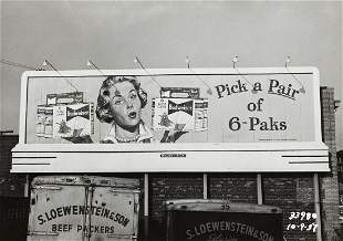 (BILLBOARDS--DETROIT, MICHIGAN) A selection of