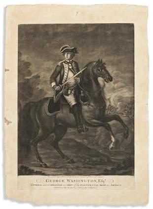 (WASHINGTON.) George Washington, Esqr., General and