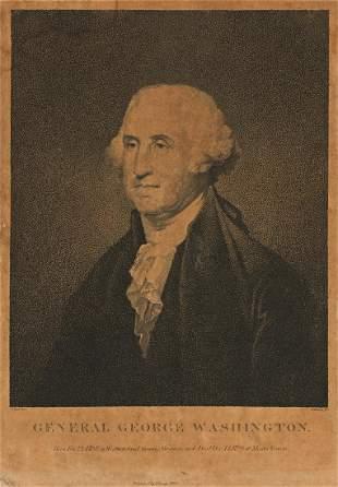 (WASHINGTON.) David Edwin, engraver; after Rembrandt
