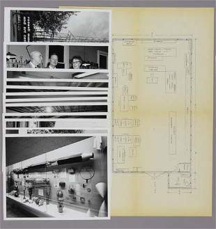 (GODDARD, ROBERT H.) Goddard Workshop Photogra