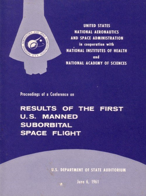2037021: Results of the First U.S. Manned Suborbital Sp