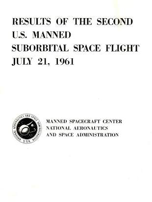 Results of the Second U.S. Manned Suborbital S