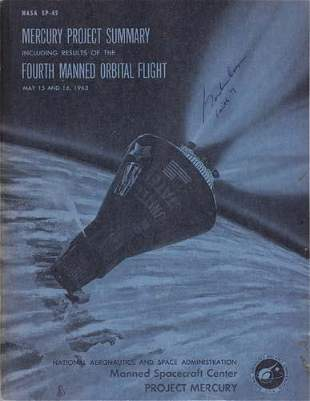 Project Mercury Summary Including the Results