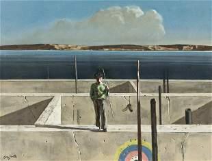 HUGHIE LEE-SMITH (1915 - 1999)  The Balance.
