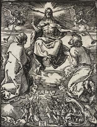 ALBRECHT DÜRER The Last Judgment.