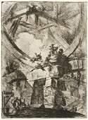 GIOVANNI B. PIRANESI The Giant Wheel.