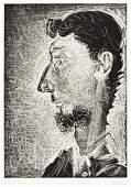 PABLO PICASSO Portrait de Pierre Crommelynck.