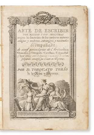 TORIO DE LA RIVA Y HERRERO, TORCUATO (1759 - 1820).