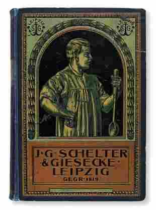 [SPECIMEN BOOK — J. G. SCHELTER & GIESECKE].