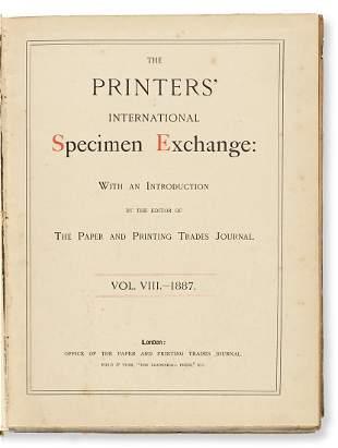 [SPECIMEN BOOK — INTERNATIONAL SPECIMEN