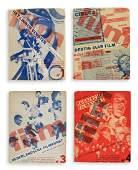 ZWART, PIET. Serie Monografieen over Filmkunst.