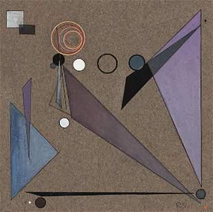 ROLPH SCARLETT (1889 - 1984, CANADIAN/AMERICAN) Open
