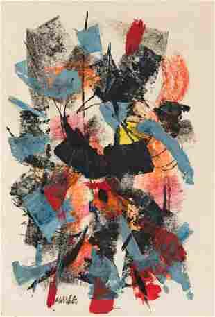 JOHN VON WICHT (1888 - 1970, GERMAN/AMERICAN) Untitled,