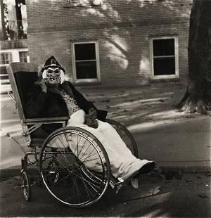 DIANE ARBUS (1923-1971) /NEIL SELKIRK (1947- ) Masked