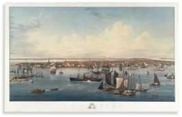 (NEW YORK CITY.) Charles Mottram; after John W. Hill.