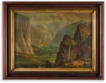 CROSBY, CHARLES H. & Co. [Yosemite Valley, California.]