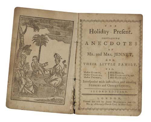 2038049: [KILNER, DOROTHY.] The Holiday Present, Contai