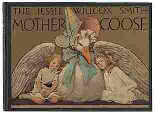 (MOTHER GOOSE.) Smith, Jessie Willcox. The Jes