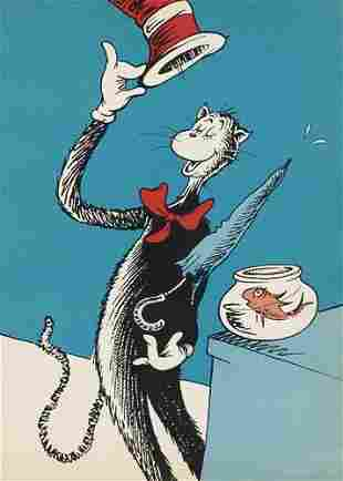 SEUSS, DR. The Cat in the Hat.