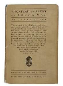 2038396: JOYCE, JAMES. A Portrait of the Artist as a Yo