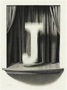 "CHRIS VAN ALLSBURG (1949- ) ""The J was rather Jittery."""
