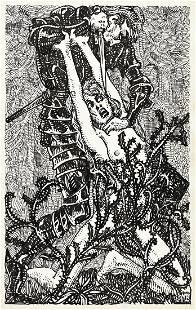"MAHLON BLAINE (1894-1969) ""Nastagio degli Onesti's"