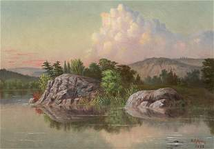 D. S. PEIRCE Lake Tear of the Clouds, Headwaters of the