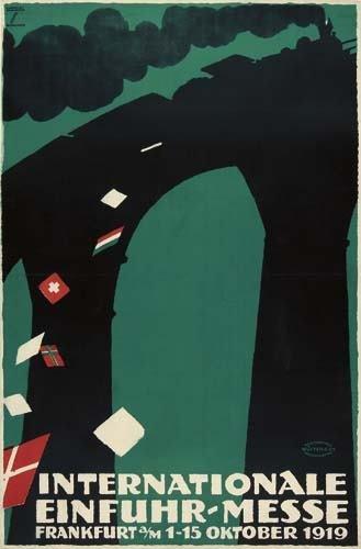 2039006: Poster. LUDWIG HOHLWEIN (1874-1949). LUDWIG HO