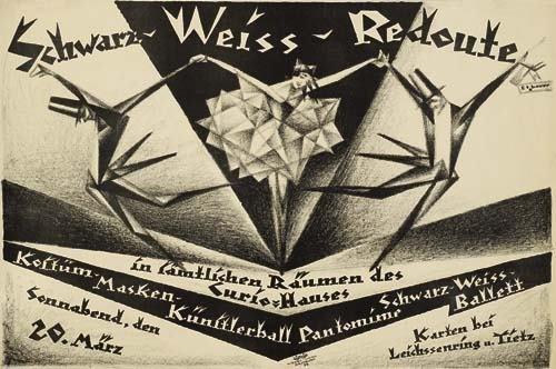 2039011: Poster. THEODOR-PAUL ETBAUER (1892-1975) SCHWA
