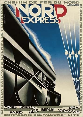 2039035: Poster. ADOLPHE MOURON CASSANDRE (1901-1968).