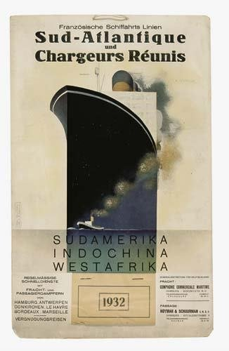 2039042: Poster. ADOLPHE MOURON CASSANDRE (1901-1968) S