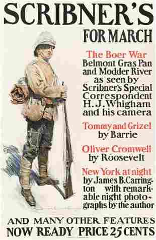 HOWARD CHANDLER CHRISTY (1873-1952). SCRIBNER'S / THE
