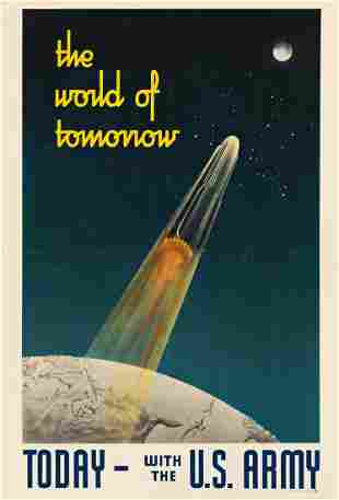 TED GOTTHELF (DATES UNKNOWN). THE WORLD OF TOMORROW /