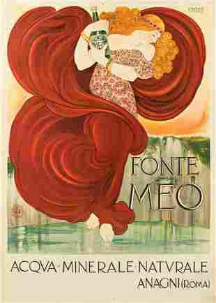 FRANCESCO NONNI (1885-1976). FONTE MEO / ACQUA