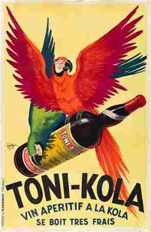 ROBYS (ROBERT WOLFF, 1916-1995). TONI - KOLA. 1935.
